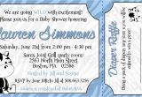 Baby Boy Shower Invitations with Diaper Raffle Zebra Baby Shower Ticket Invitation Blue or Pink Diaper