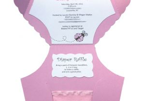 Baby Diaper Shower Invitation Template Baby Shower Diaper Invitation Template Kids