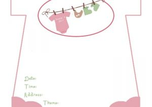 Baby Diaper Shower Invitation Template Diaper Baby Shower Invitations Free Template
