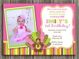 Baby First Birthday Invitation Card Matter Baby Birthday Invitations Card In Marathi Matter Various