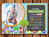 Baby First Tv Birthday Invitations Baby First Tv Birthday Party Invitations Baby First Tv