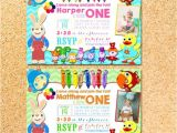 Baby First Tv Birthday Invitations Baby First Tv Inspired Birthday Party Photo by Owenandsally