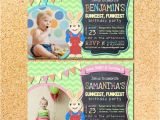 Baby First Tv Birthday Invitations Harry the Bunny Baby First Tv Inspired Birthday by
