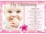 Baby Girl Baptism Invitation Free Templates Baby Christening Invitation Templates