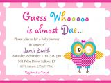 Baby Girl Shower Invitations Printables Free Printable Baby Shower Invitations for Girls