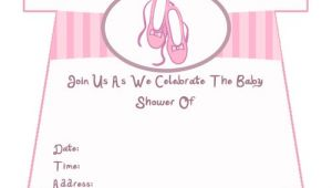 Baby Girl Shower Invitations Printables Girl Baby Shower Invitations Printable