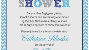 Baby Shower after Baby is Born Invitation Wording Baby Shower Invitation Awesome Baby Shower after Baby is