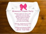 Baby Shower and Diaper Party Invitations Insanely Cute and Amazing Diaper Party Ideas