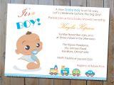 Baby Shower Boy Invitation Ideas the Best Wording for Boy Baby Shower Invitations