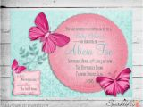 Baby Shower butterfly theme Invitations 301 Moved Permanently