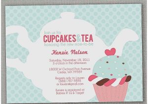 Baby Shower High Tea Invitation Wording Baby Shower Invitation Awesome Baby Shower High Tea