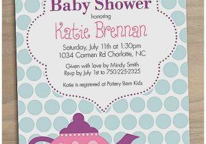 Baby Shower High Tea Invitation Wording Baby Shower Invitation Awesome High Tea Invi