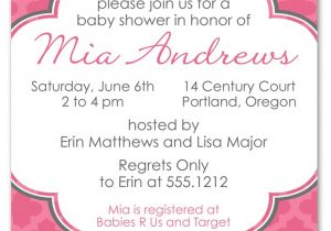 Baby Shower Images for Invitations Images Of Baby Shower Invitations Party Xyz