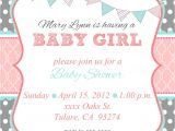 Baby Shower Invitation Cards for Girls Baby Shower Invites for Girl