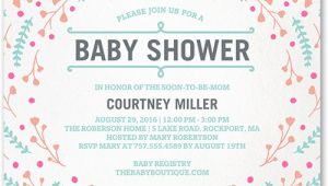Baby Shower Invitation Information Shutterfly Baby Shower Invitations – Diabetesmangfo