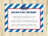 Baby Shower Invitation Inserts Bring Book Bring A Book Baby Shower Invitation Insert Instead Of A