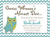 Baby Shower Invitation Samples Free Free Baby Boy Shower Invitation Templates