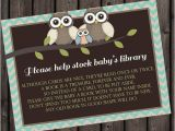 Baby Shower Invitation Wording for Books Instead Of Cards Bring A Book Instead Of A Card Insert Baby Shower