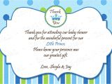 Baby Shower Invitations and Thank You Cards Tips to Create Baby Shower Thank You Notes