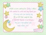 Baby Shower Invitations and Thank You Cards Twinkle Little Star Thank You Cards soft Pastel Moon Sweet