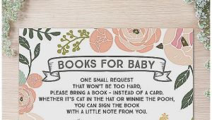 Baby Shower Invitations Books Instead Of Cards Baby Shower Invitation Fresh Baby Shower Books Instead