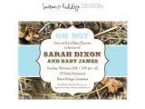 Baby Shower Invitations Camouflage Hunting Diy Camo Baby Shower Invitation $12 00 Via Etsy
