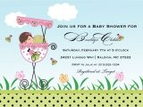 Baby Shower Invitations Card Making Baby Shower Invitation Card