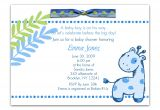 Baby Shower Invitations for Boys Wording Baby Shower Invitation Wording for A Boy