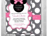 Baby Shower Invitations for Girls Minnie Mouse Minnie Mouse Baby Shower Invites Baby Shower Minnie Mouse