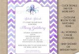 Baby Shower Invitations Free Shipping Watercolor Octopus Baby Shower Invitations Free Shipping