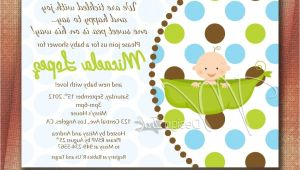 Baby Shower Invitations Mailed for You Design Ba Shower Invitation Message within Baby