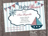 Baby Shower Invitations On Sale On Sale Nautical Baby Shower Invitations 1 00 Each with