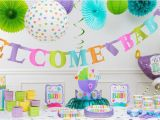 Baby Shower Invitations Party City Bright Wel E Baby Shower Decorations Party City