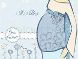 Baby Shower Invitations Vector Baby Shower Invitation Stock Vector