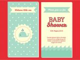 Baby Shower Invitations Vector Baby Shower Invitation Vector Download Free Vector Art