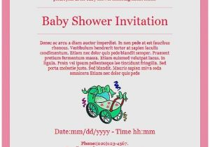 Baby Shower Invitations Via Email Baby Shower Invitation Awesome Baby Shower Email Invite