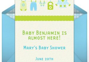 Baby Shower Invitations Via Email Email Invitations Baby Showers