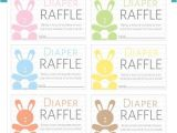 Baby Shower Invitations with Diaper Raffle Free Printable Diaper Raffle Tickets