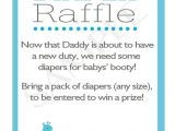 Baby Shower Invitations with Diaper Raffle Printable Diy Blue Safari Baby Shower Diaper Raffle
