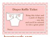 Baby Shower Invitations with Diaper Raffle Wording Baby Shower Invitation Diaper Raffle Wording