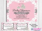 Baby Shower Invitations with Diaper Raffle Wording Baby Shower Invite Diaper Raffle