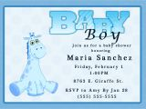 Baby Shower Invitations Wording Ideas Baby Boy Shower Invitation Wording Ideas