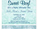 Baby Shower Invitations Wording Ideas Baby Shower Invitation Wording for Baby Boy – Diabetesmang