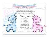 Baby Shower Invitations Wording Ideas Baby Shower Invitation Wording Ideas