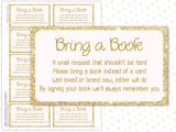 Baby Shower Invite Book Instead Of Card Best Sample Baby Shower Invitations Bring A Book Instead