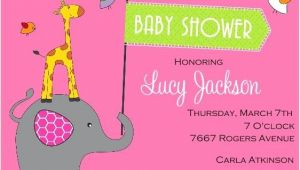 Baby Shower Invite Message Custom Baby Shower Invitations 365greetings