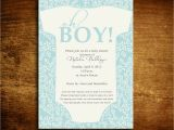 Baby Shower Invite Poems for Boy Oh Boy Esie Baby Shower Invitation and Poem Card