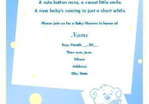 Baby Shower Invite Wording for Boy Cheap Baby Boy Shower Invitations Online Invitesbaby