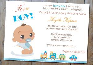 Baby Shower Invite Wording for Boy Invitations for Baby Boy Quotes Quotesgram