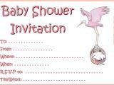Baby Shower Invites for A Girl Baby Shower Invitations for Girls Baby Shower
